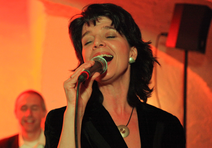 Andrea Rother Markus Halder Jazz Konzert Edith Biberbach