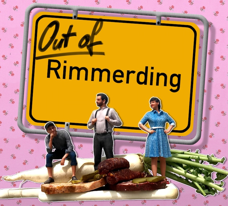 Konzert Out of Rimmerding
