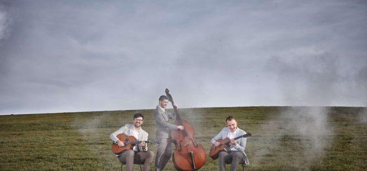 Gypsy Jazz mit dem Raffael Müller Trio am 25. September 2021